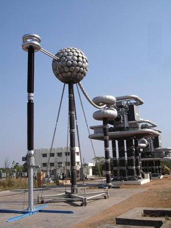 CPRI-1200-kV-CVT-UNDER-TEST