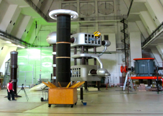 HV Laboratory Looks to Develop Market Niche