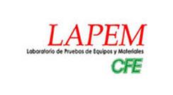 Laboratorio de Pruebas de Equipos y Materiales (LAPEM)