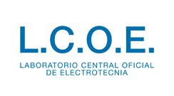 LCOE – FFII. Laboratorio Central Oficial de Electrotecnia