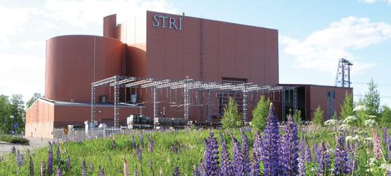 STRI facilities
